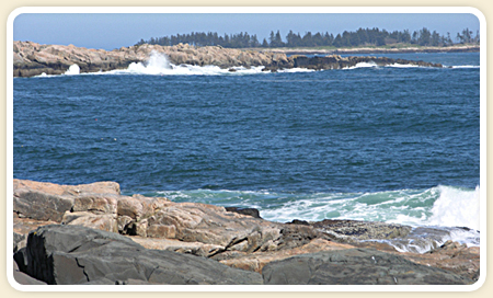 Acadia Park on Mount Desert Island