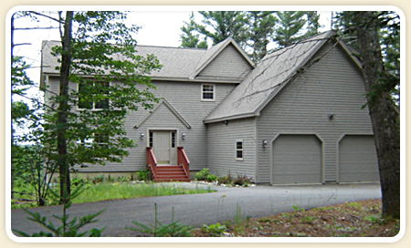 Home for sale in Bar Harbor Maine