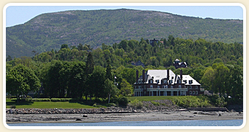Bar Harbor mansion for sale