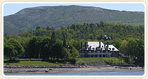 Bar Harbor mansion for sale