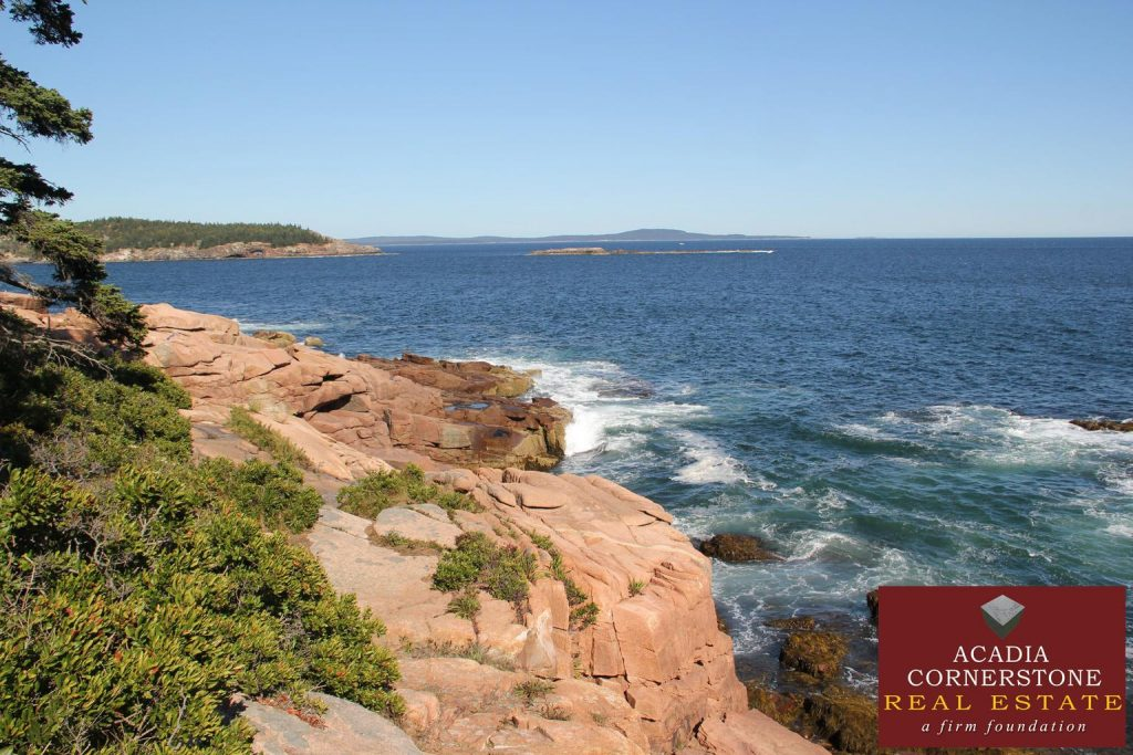 Acadia National Park - Rocky Coastline