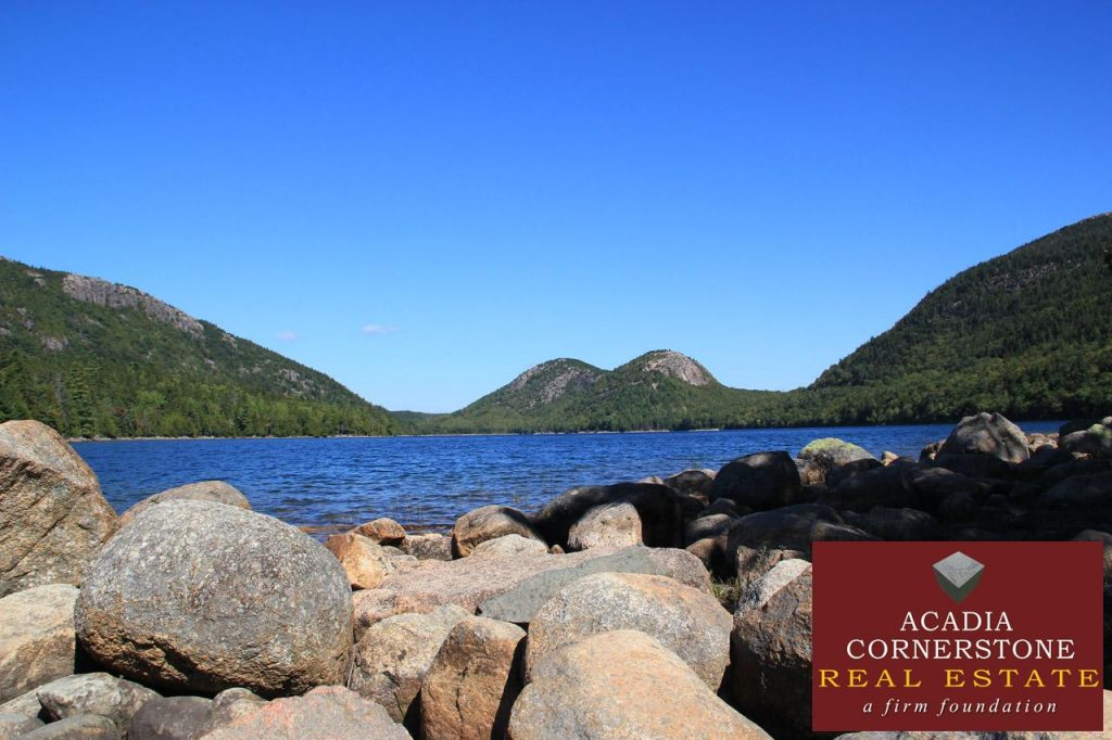 Acadia National Park - Jordan Pond